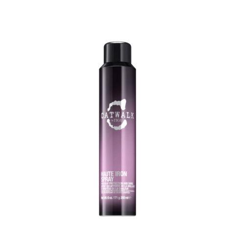 Tigi Catwalk Headshot Haute Iron Spray 200ml - spray protezione termica
