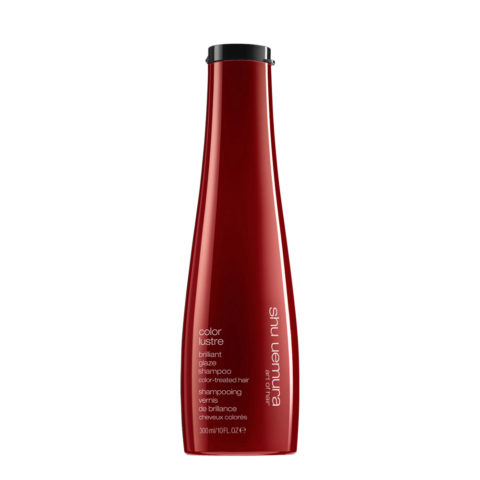 Shu Uemura Color lustre Brilliant glaze shampoo 300ml - shampoo capelli colorati