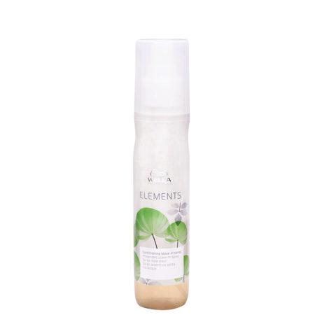 Wella Professional Elements Conditioning leave-in spray 150ml - balsamo senza risciacquo