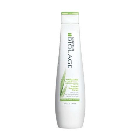 Biolage CleanReset Normalizing Shampoo 400ml - shampoo capelli grassi
