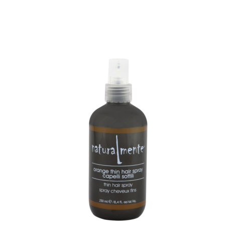 Naturalmente Orange thin hair spray 250ml