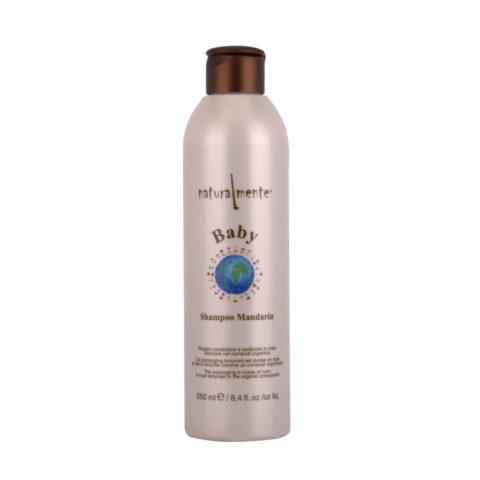 Naturalmente Baby Shampoo Mandarin 250ml