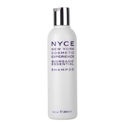 Nyce Biorganic essential Shampoo 250ml - shampoo uso quotidiano