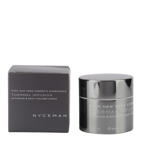 Nyce Nyceman Thermal infusion 50ml - crema viso anti-age