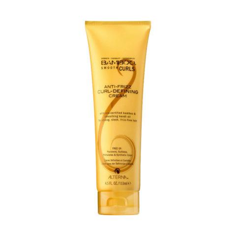 Alterna Bamboo Smooth Curls Anti-frizz Curl defining cream 133ml