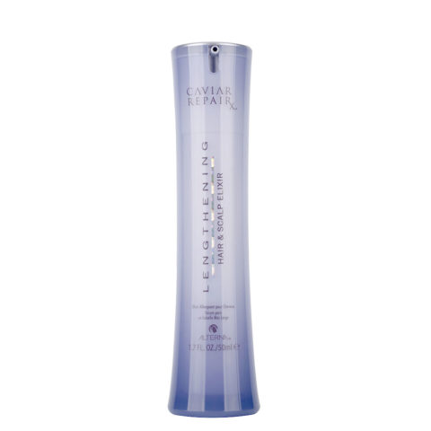 Alterna Caviar Repair Lengthening Hair & Scalp Elixir 50ml - elisir rinforzante anti rottura