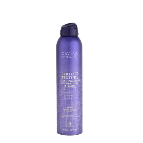 Alterna Caviar Anti aging Perfect texture Finishing spray 184gr/220ml - lacca testurizzante e volumizzante