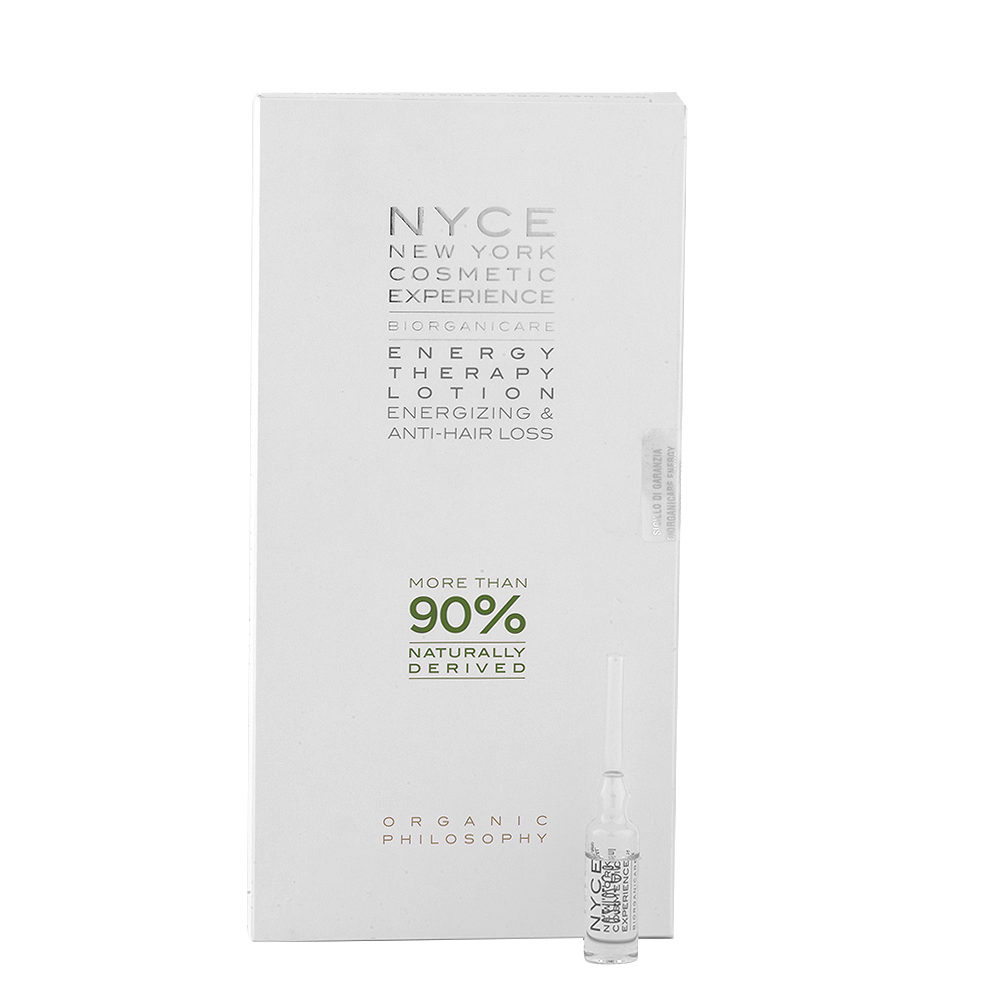Nyce Nycecare Energy therapy Lotion 11x6ml - lozione anticaduta