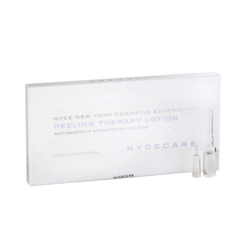 Nyce Nycecare Peeling Therapy lotion 6x11ml - trattamento antiforfora