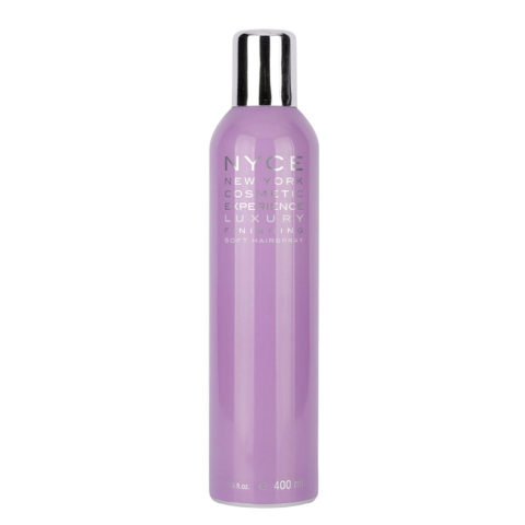 Nyce Styling Luxury tools Finishing Soft hairspray 400ml - Lacca tenuta leggera