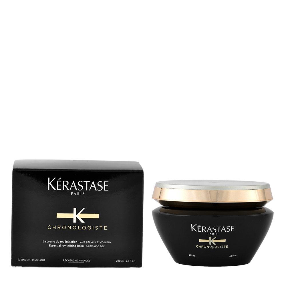 Kerastase Chronologiste Creme de regeneration masque 200ml - maschera rigenerante capelli maturi