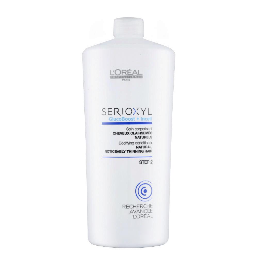 L'Oreal Serioxyl Bodifying conditioner capelli naturali 1000ml