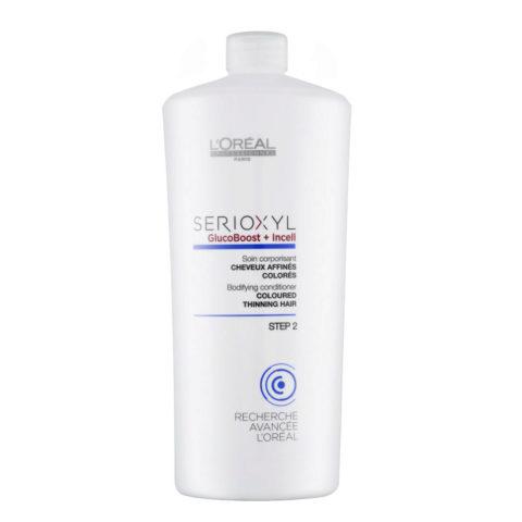 L'Oreal Serioxyl Bodifying conditioner capelli colorati 1000ml