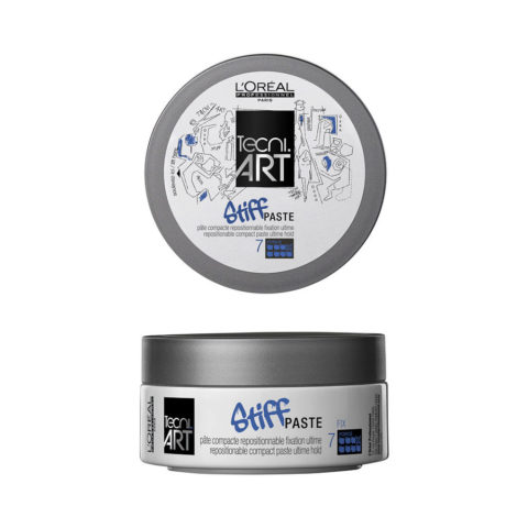 L'Oreal Tecni art Fix Stiff paste 75ml - cera opaca