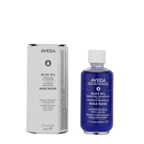 Aveda Bodycare Blue oil balancing concentrate 50ml - olio antistress