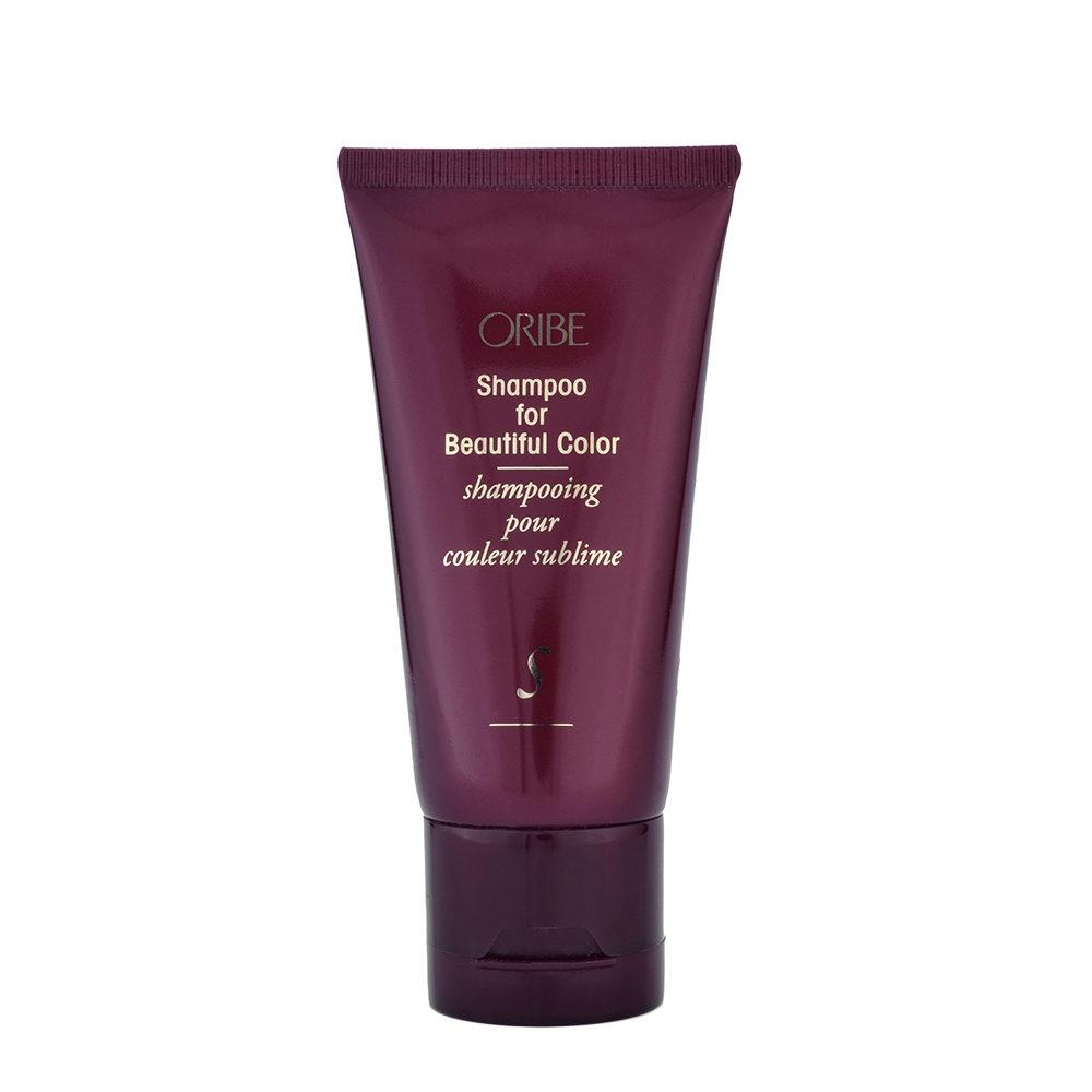 Oribe Shampoo for Beautiful Color Travel size 50ml - shampoo capelli colorati