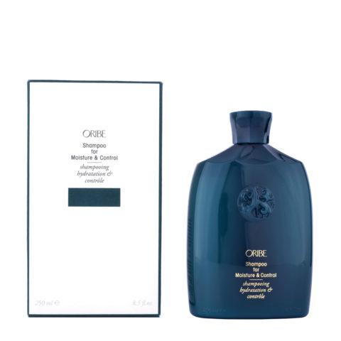 Oribe Shampoo for Moisture & Control 250ml - shampoo disciplinante anticrespo