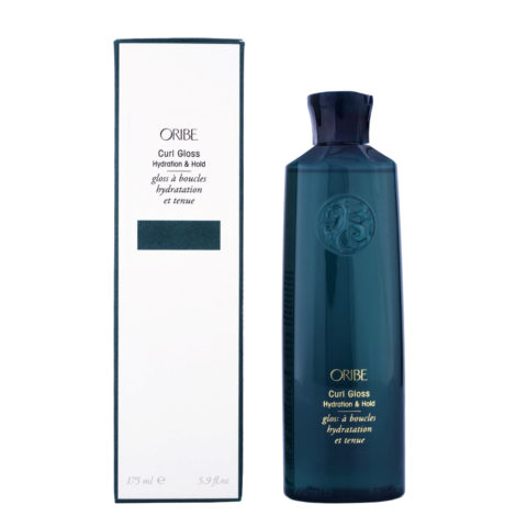 Oribe Styling Hydration & Hold Curl Gloss 175ml - gel leggero per ricci