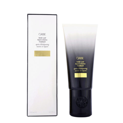 Oribe Gold Lust Repair & Restore Conditioner 200ml - balsamo ristrutturante