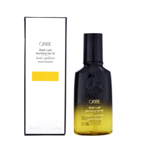 Oribe Gold Lust Nourishing Hair Oil 100ml - olio idratante