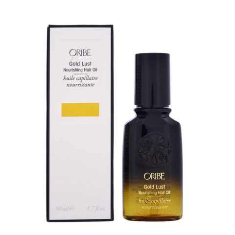 Oribe Gold Lust Nourishing Hair Oil Travel size 50ml - olio idratante