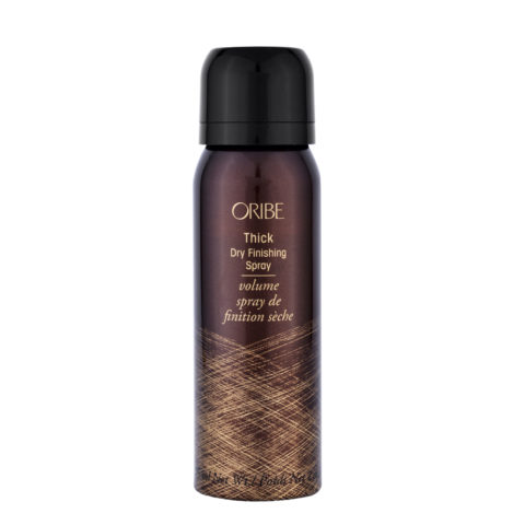 Oribe Styling Thick Dry Finishing Spray Travel size 75ml - formato da viaggio