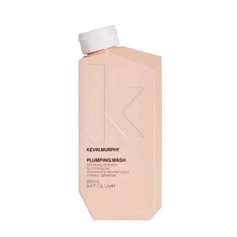 Kevin Murphy Shampoo Plumping Wash 250ml - Shampoo volume capelli fini