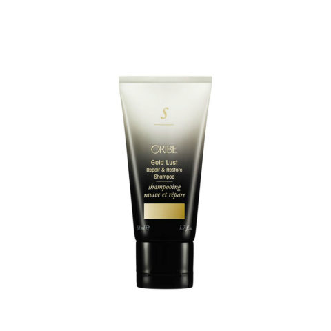 Oribe Gold Lust Repair & Restore Shampoo Travel size 50ml