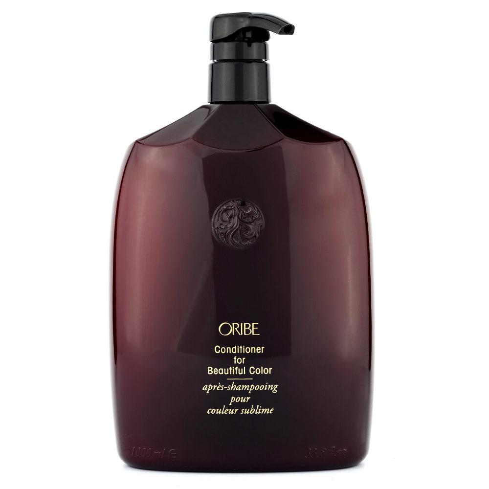 Oribe Conditioner for Beautiful Color 1000ml - balsamo capelli colorati c576cd4cbad1