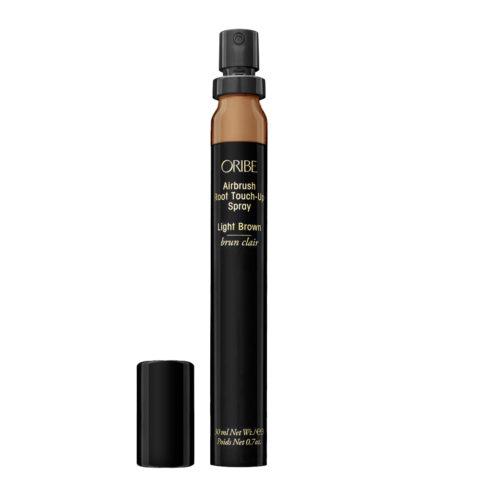 Oribe Styling Airbrush Root Touch-Up Spray Light Brown 30ml - correttore radici castano chiaro