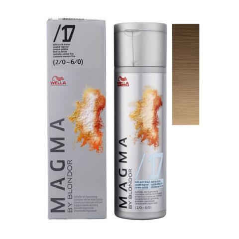 /17 Cenere sabbia Wella Magma 120gr
