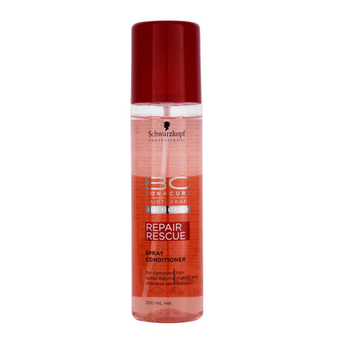 Schwarzkopf BC Bonacure Repair Rescue Spray Conditioner 200ml - balsamo nutriente