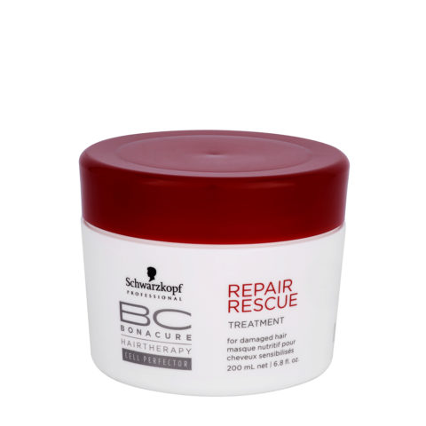 Schwarzkopf BC Bonacure Repair Rescue Treatment 200ml - Trattamento ricostituente