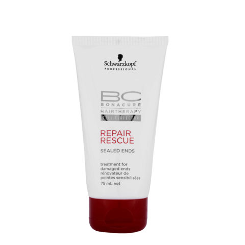 Schwarzkopf BC Bonacure Repair Rescue Sealed Ends 75ml - siero riparazione doppie punte