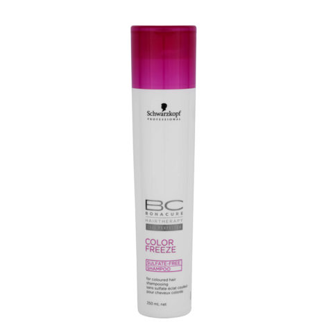 Schwarzkopf BC Bonacure Color Freeze Sulfate Free Shampoo 250ml