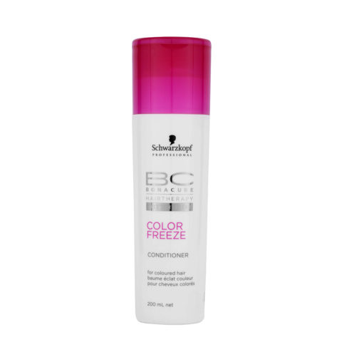 Schwarzkopf BC Bonacure Color Freeze Conditioner 200ml - balsamo capelli colorati