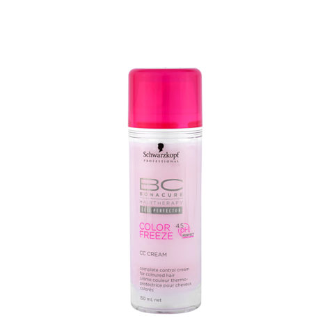 Schwarzkopf BC Bonacure Color Freeze CC Control Cream 150ml - trattamento protezione calore