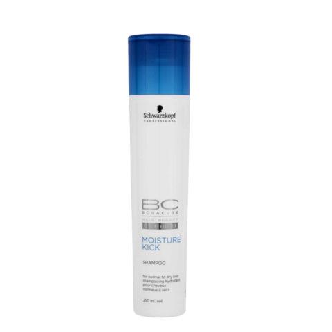 Schwarzkopf BC Bonacure Moisture Kick Shampoo 250ml - Shampoo idratante