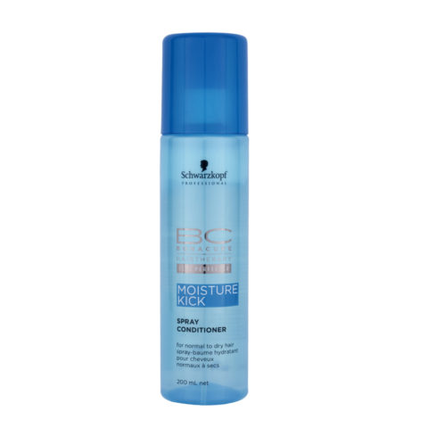Schwarzkopf BC Bonacure Moisture Kick Spray Conditioner 200ml