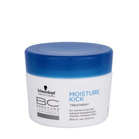 Schwarzkopf BC Bonacure Moisture Kick Treatment 200ml - Trattamento idratante