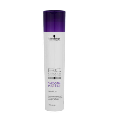 Schwarzkopf BC Bonacure Smooth Perfect Shampoo 250ml - Shampoo disciplinante