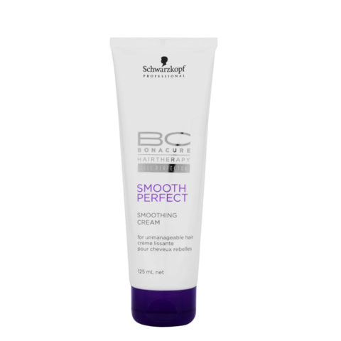 Schwarzkopf BC Bonacure Smooth Perfect Smoothing Cream 125ml - Crema lisciante