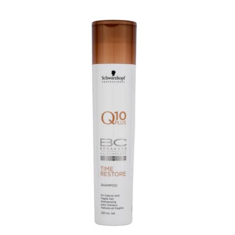 Schwarzkopf BC Bonacure Time Restore Shampoo 250ml - shampoo rinforzante