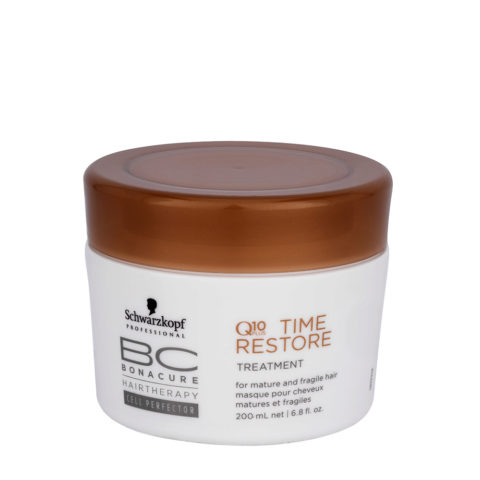 Schwarzkopf BC Bonacure Time Restore Treatment 200ml - Trattamento rinforzante
