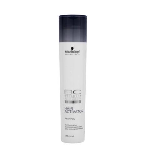 Schwarzkopf BC Bonacure Hair Activator Shampoo 250ml