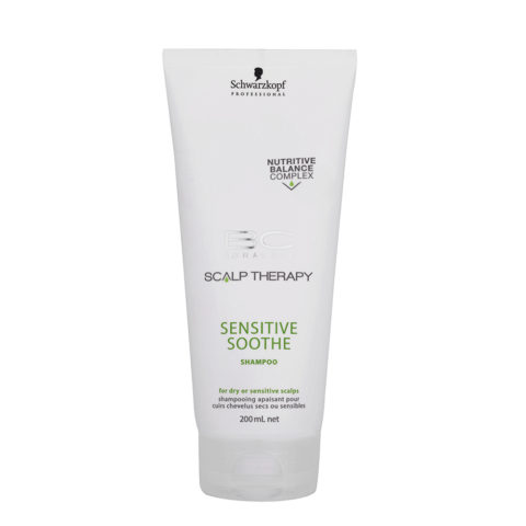 Schwarzkopf BC Bonacure Scalp Therapy Sensitive Soothe Shampoo 200ml