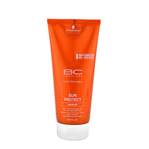 Schwarzkopf BC Bonacure Sun Protect Shampoo 200ml - shampoo solare idratante