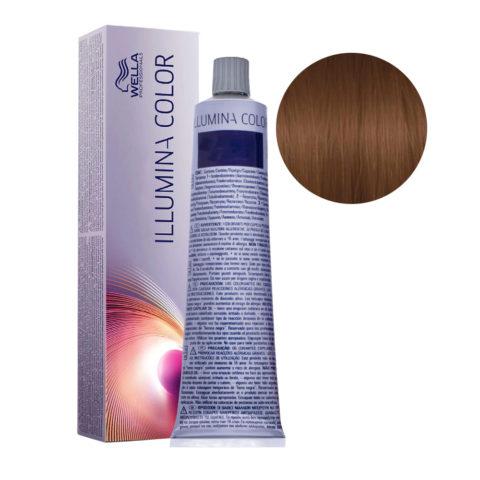 6/37 Biondo Scuro Oro Sabbia Wella Illumina Color 60ml