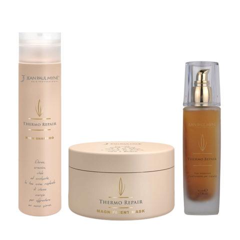 Jean Paul Mynè Thermo repair Shampoo 250ml Mask 200ml Hair treatment 50ml