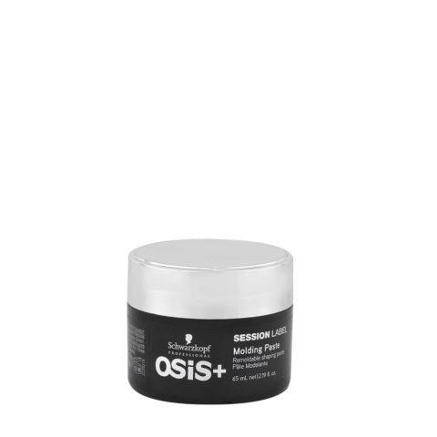 Schwarzkopf Osis Session Label Molding paste 65ml - pasta modellabile
